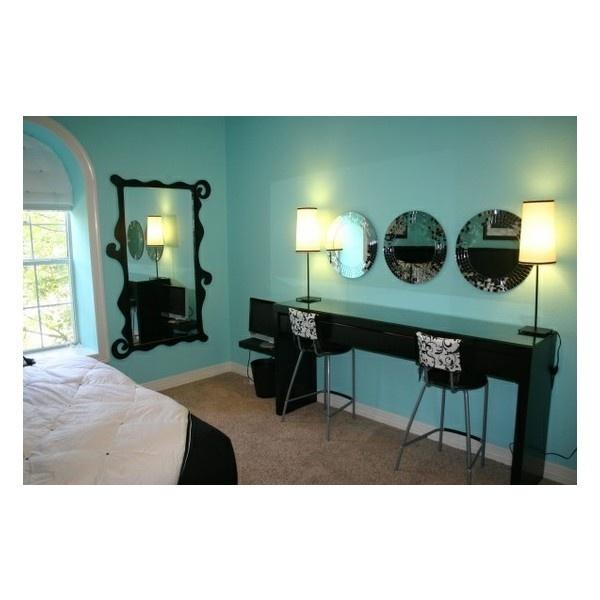 Tiffany blue bedroom paint hot girls wallpaper for Ideas creativas para el hogar