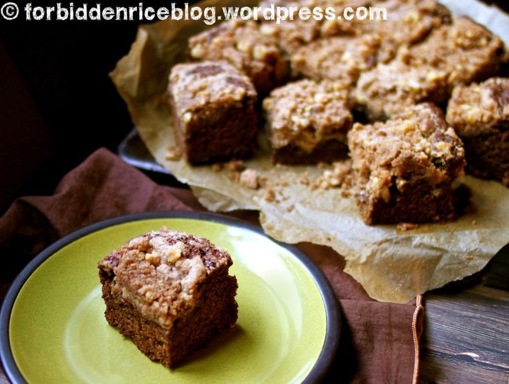 Gingerbread Coffee Cake | sweet eats | Pinterest