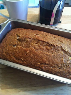 Agave Coconut Rum Banana Bread | Breads & muffins | Pinterest
