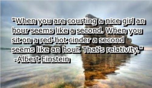 relativity quotes quotesgram