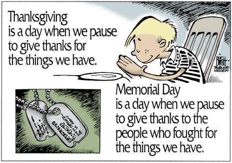 thanksgiving day memorial poems