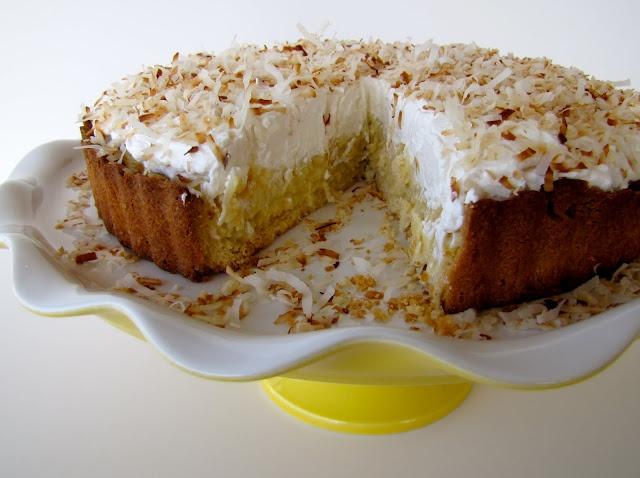 Toasted Coconut Custard Tart | Recipes to Try | Pinterest
