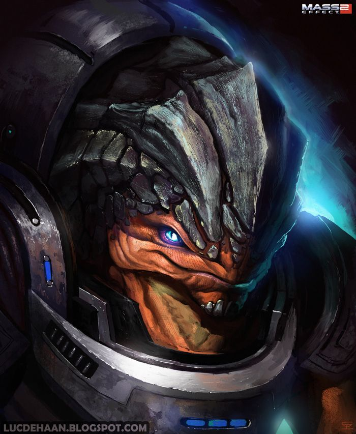 Grunt by ~Omuk on deviantART
