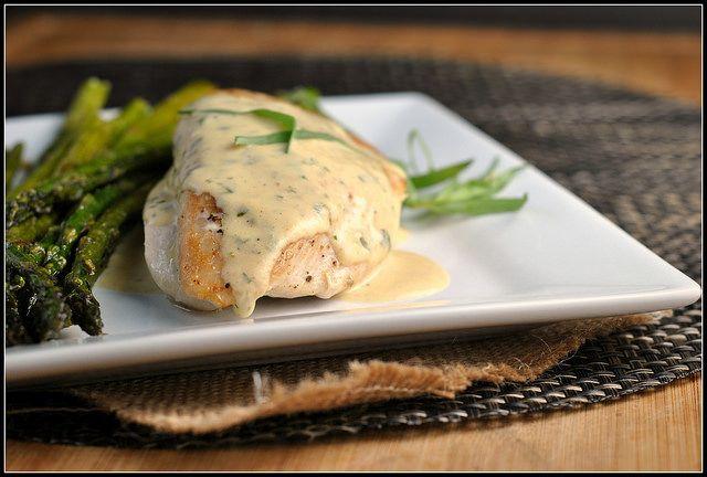Chicken with Mustard Cream Sauce 1 by preventionrd, via Flickr