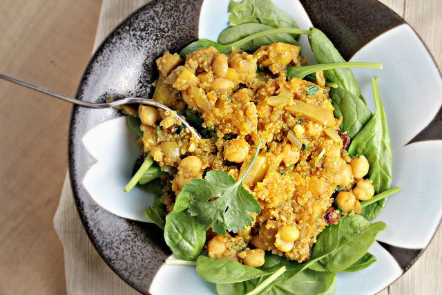 squash with quinoa and gorgonzola moroccan butternut squash chickpea ...