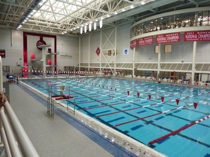 Uga Swim Pool Water Pinterest
