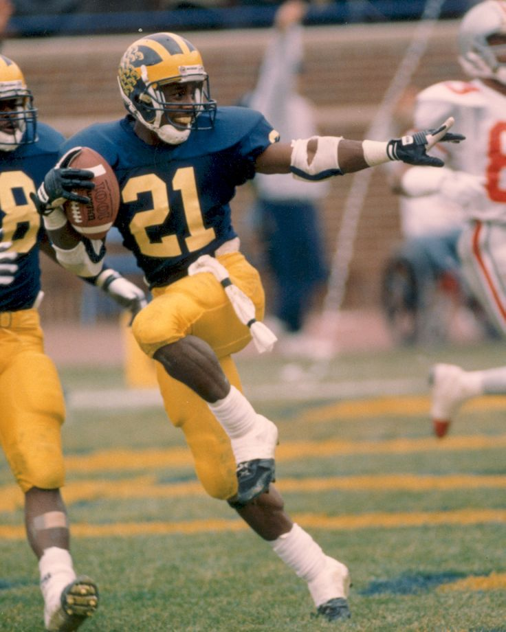 michigan college football scores history of college football