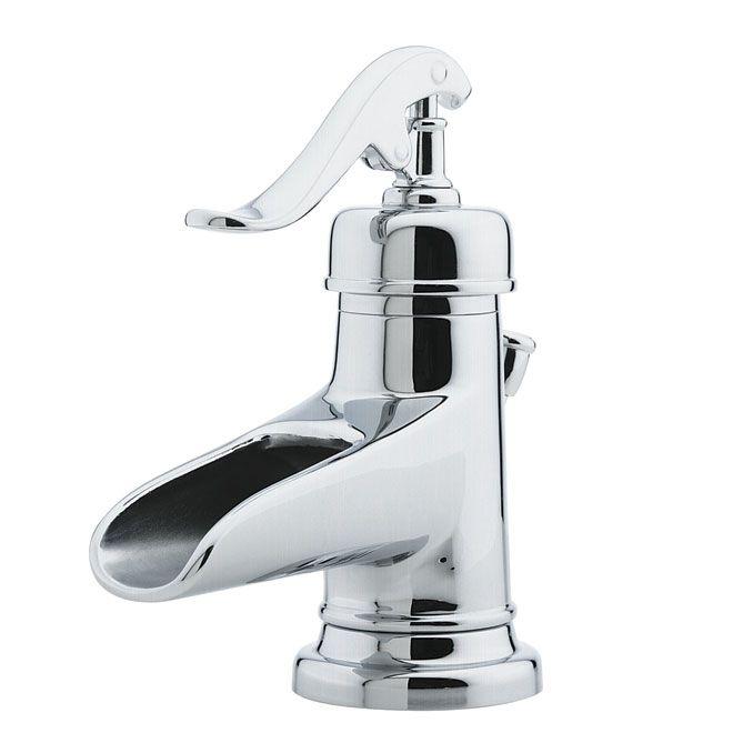 Water Faucet Bathroom : water pump style bathroom sink faucet. Remodel Pinterest