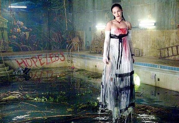 prom gone wrong? | dark world | Pinterest Megan Fox