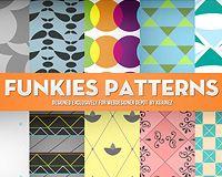 """Exclusive Freebie: """"Funkies Patterns"""""""