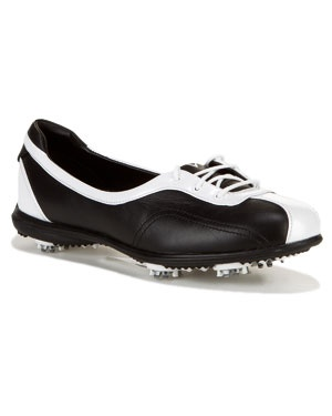 Callaway Women s Half-Lace Leather Golf Shoe. So cute! $59