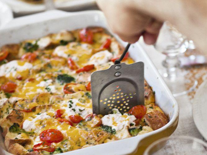 Breakfast Casserole | Food glorious food | Pinterest