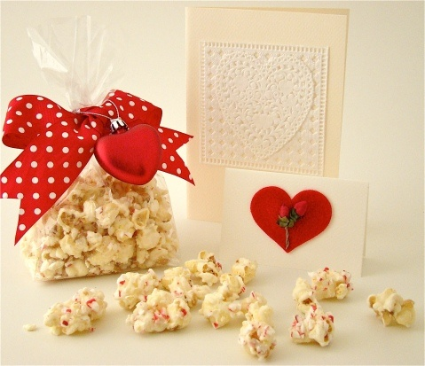 valentine's day popcorn recipe