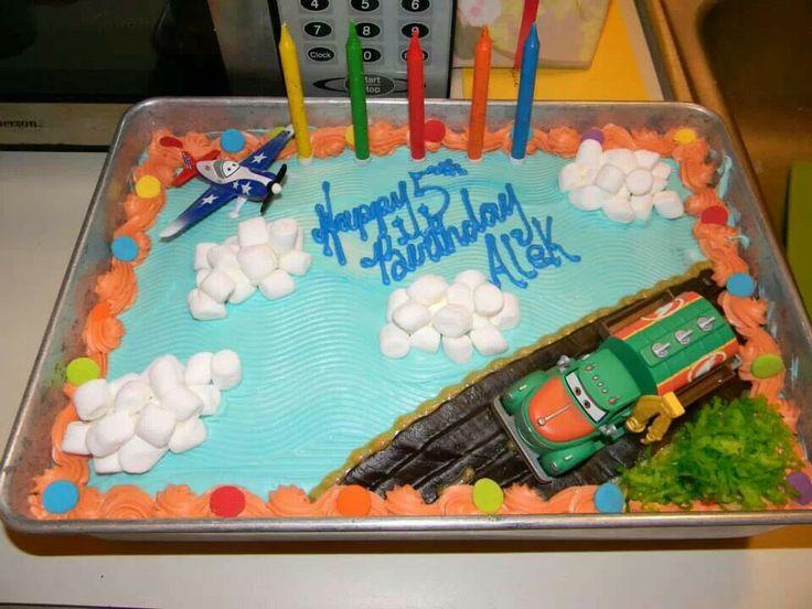 disney planes cake ideas - photo #19