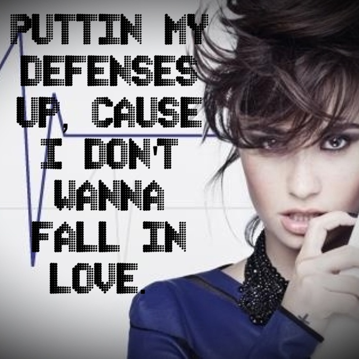 Lyric demi lovato lyrics : Demi Lovato Lyric Quotes Song