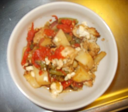Greek Chicken Casserole | Recipe