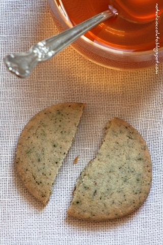 Earl grey tea cookies | Confections | Pinterest