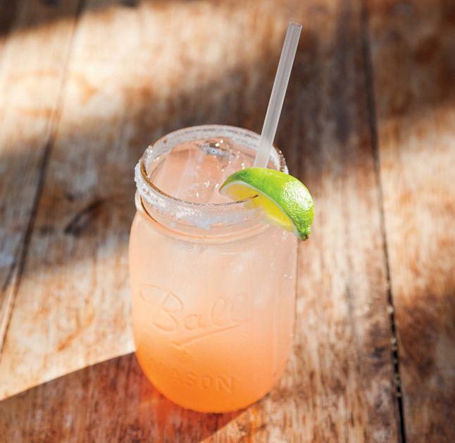 Spicy Grapefruit Margarita | Spirits | Pinterest