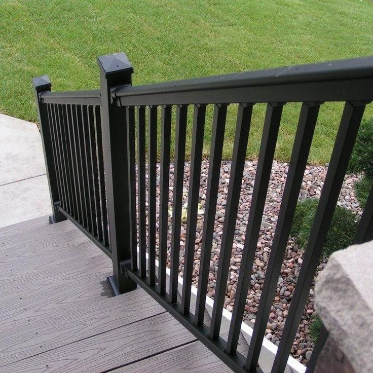 Best Adjustable Stair Railing Deck Railings Pinterest 640 x 480