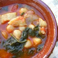 and cod stew recipe a traditional and very low fat spanish easter ...