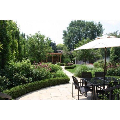 Green Compart Residential Garden Landscape Design Ideas Pinterest