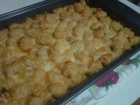 tater tot casserole iii recipes dishmaps tater tot casserole iii ...