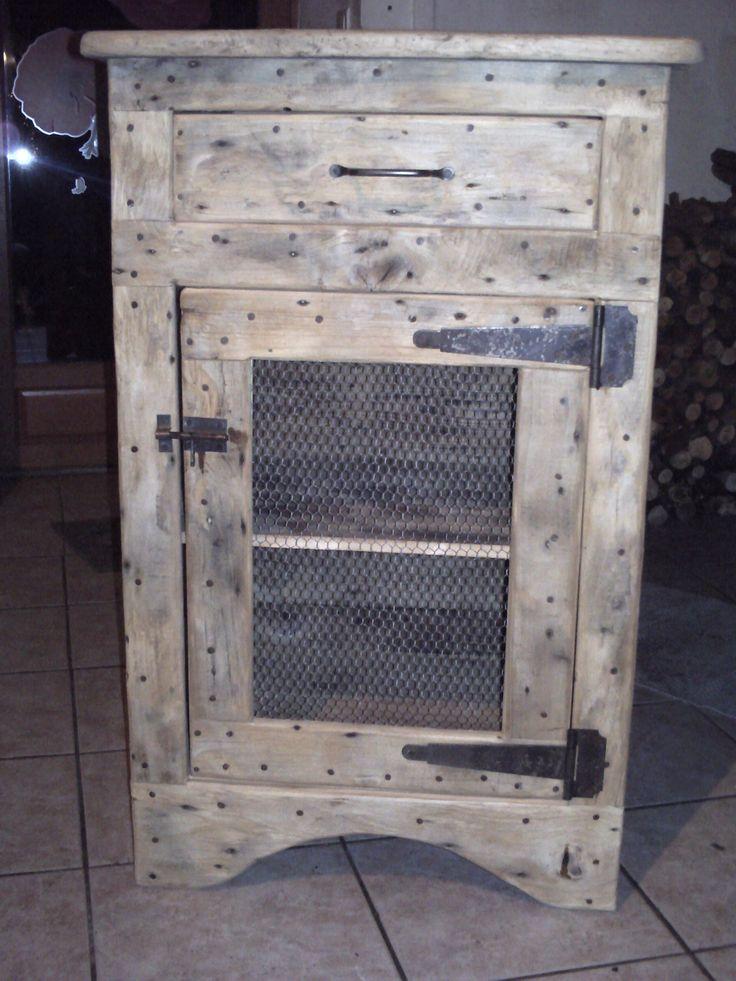 petit garde manger meuble de art montagnard pinterest. Black Bedroom Furniture Sets. Home Design Ideas