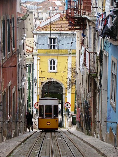 Bairro Alto, Lisbon, Portugal, @ fairytale-europe.tumblr.com