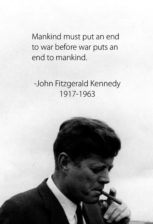 John F Kennedy Quotes About Love : John F. Kennedy quotes Camelot Pinterest