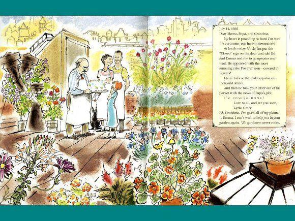 The Gardener By Sarah Stewart Books To Read Pinterest
