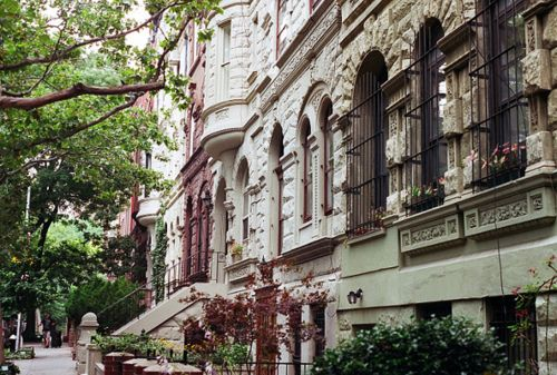 Upper West Side NYC New York Pinterest