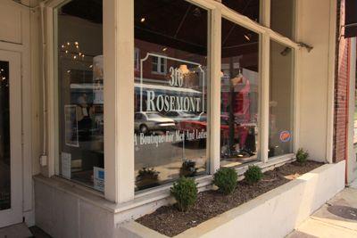 310 Rosemont | Downtown Roanoke, VA an upscale clothing store