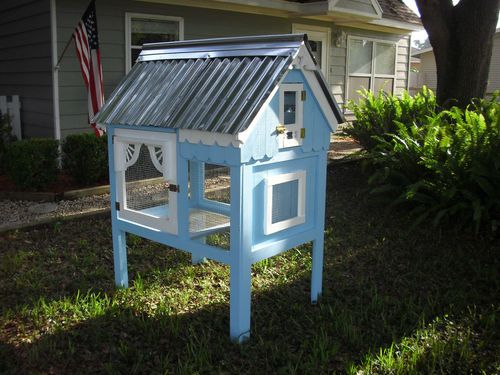 Cute chicken coop plans - photo#7