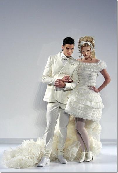 Robes de mariée Haute Couture  Haute Couture  Pinterest