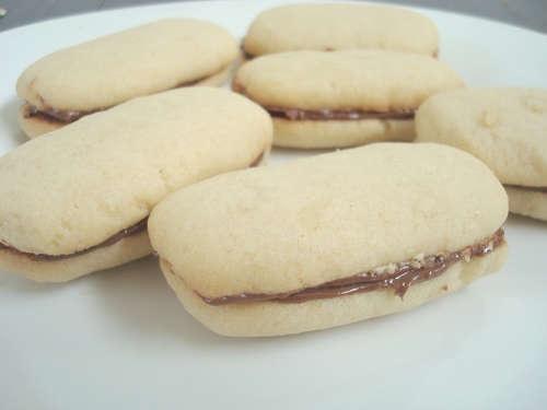 Home-made Milano Cookies!