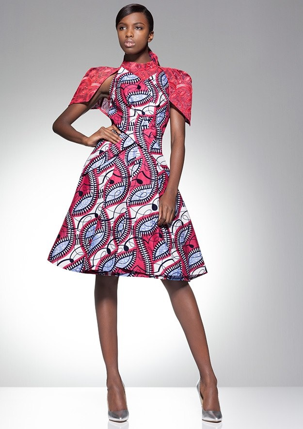 "Vlisco's new collection named ""Parade of Charm"" - Funky Fashions - African Designers & Models - Funk Gumbo Radio: http://www.live365.com/stations/sirhobson and ""Like"" us at: https://www.facebook.com/FUNKGUMBORADIO"