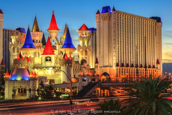las vegas excalibur hotel pool