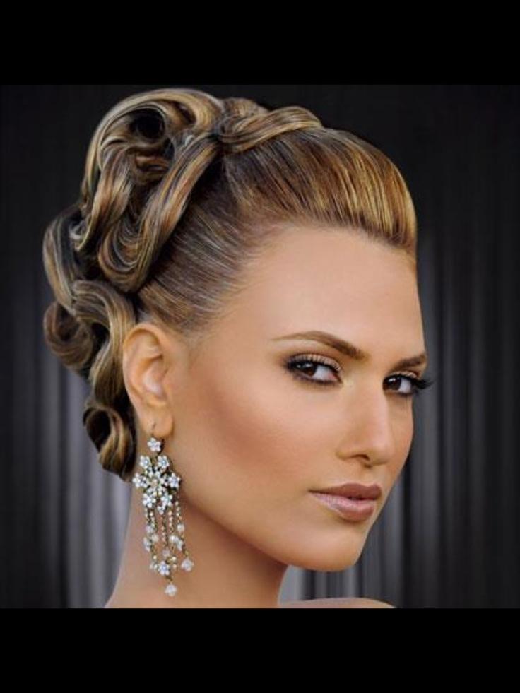 Pin by liesel de kock on wedding hair styles pinterest