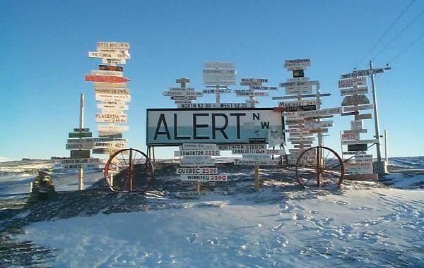 alert nunavut canadian forces