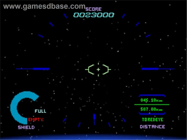 Starblade (Panasonic 3DO)