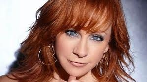 Reba..........my hubby's favorite.  We actually met her one night at the movies.  Her and her hubby were there and her and I just started talking ...............what a neat person.
