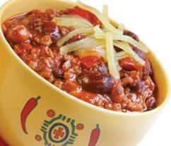 Halftime Taco Chili | Recipes | Pinterest