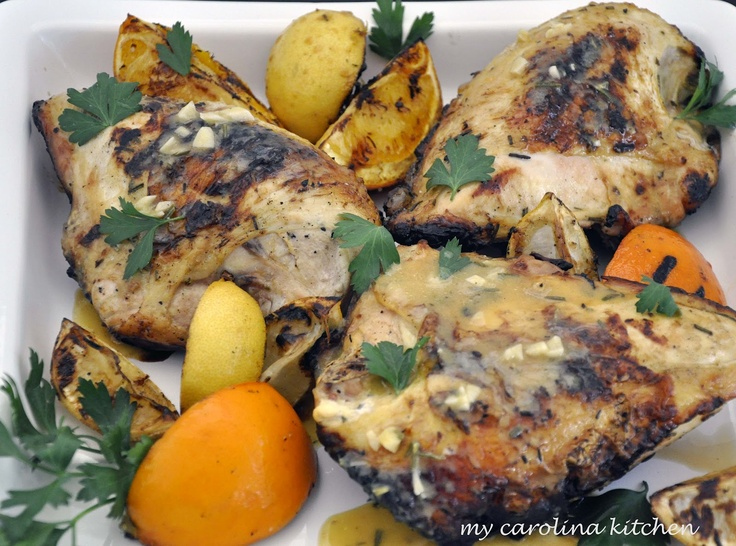 Grilled Chicken Breasts With North African Spice Paste Recipe ...