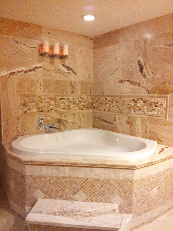Leonardo Travertine Bathroom Bliss Pinterest
