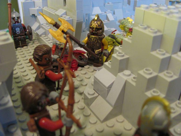 Forum Battles: My BrikwaRPG Playtest (Gametime!), by BrickSyd