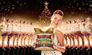 """Groupon - """"Radio City Christmas Spectacular"""" Starring the Rockettes at Radio City Music Hall (Up to Half Off) in New York (Radio City Music Hall). Groupon deal price: $30.00"""