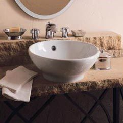 Sink with raised basin No Place Like Home Pinterest