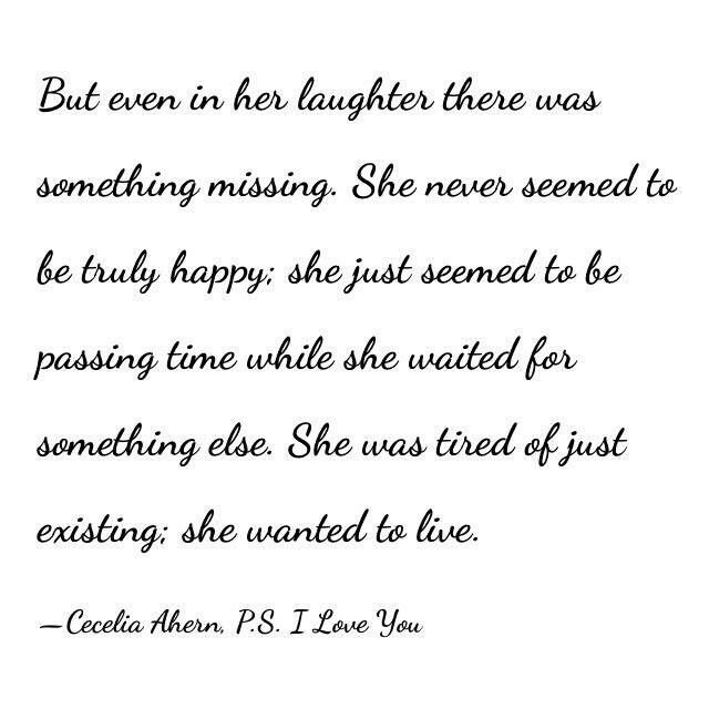 Ps I Love You Quotes : Ps i love you Quotes Pinterest