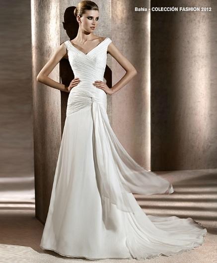 Pronovias 2012 Bahia  Say Yes to the Dress  Pinterest