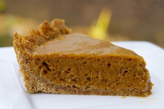 Pumpkin Chiffon Pie | Food & Drink | Pinterest